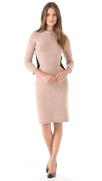 No. 21 Marled Sweater Dress