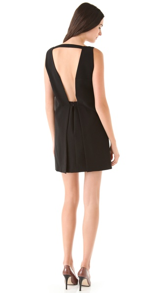 No. 21 Open Back Tank Dress