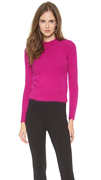 No. 21 Angora Sweater