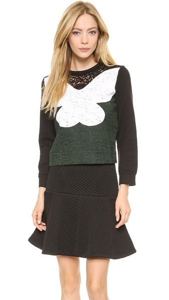 No. 21 Butterfly Sweatshirt