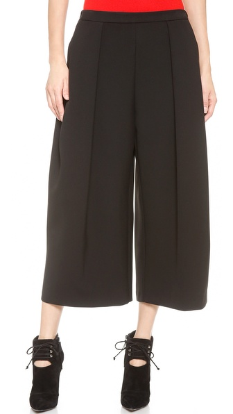 No. 21 Pleated Culottes