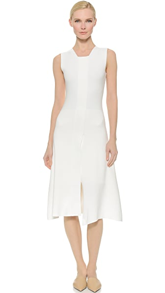Narciso Rodriguez Sleeveless Dress - White