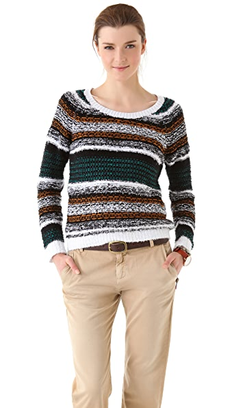 NSF Copper Sweater