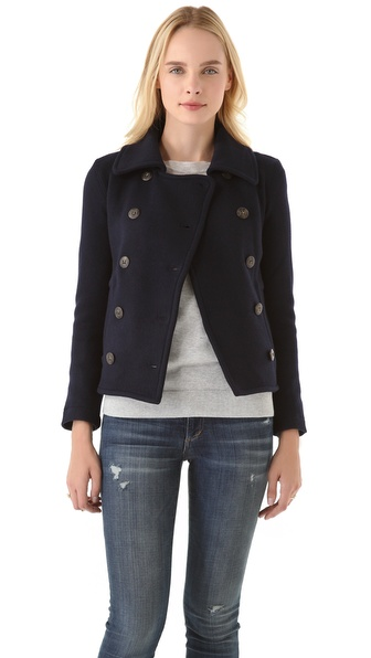 NSF Rachel Pea Coat