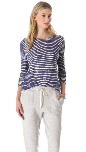 NSF Cassi Stripe Pullover