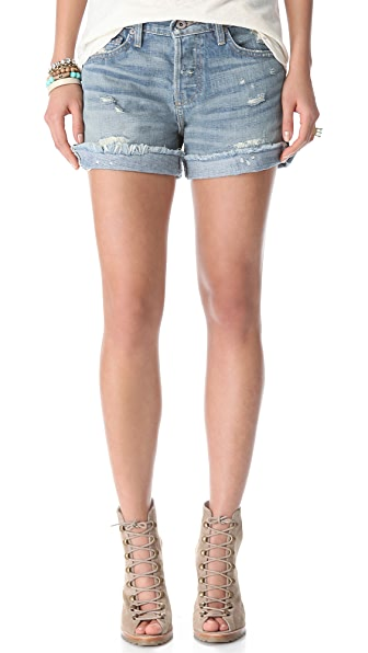 NSF Chelle Roll Shorts