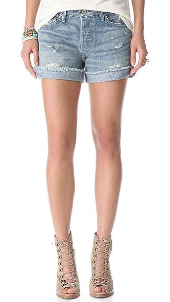 NSF Chelle Roll Shorts