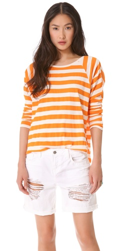 NSF Loretta Striped Tee