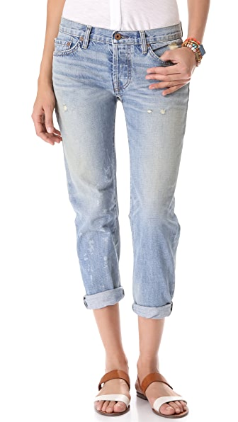 NSF Beck Relaxed Boyfriend Jeans
