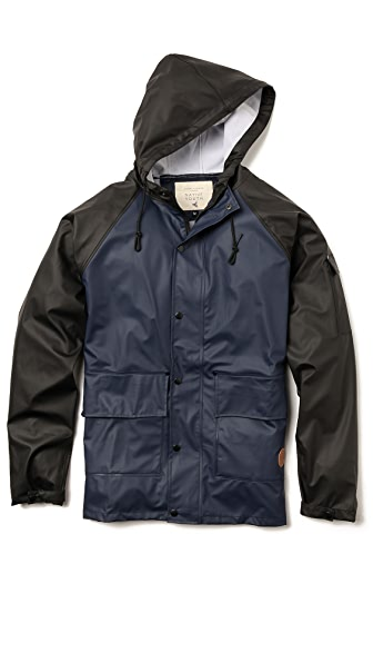 Native Youth Fisherman Jacket