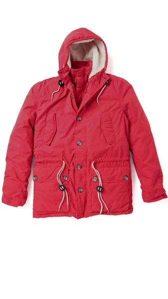 Native Youth Explorer Jacket
