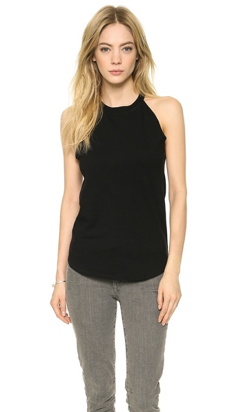 Oak Cutout Raglan Top