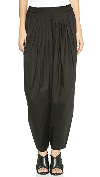 Oak Karma Pleated Pants