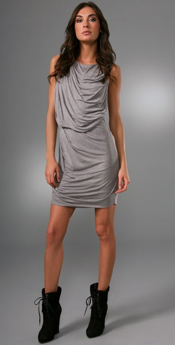 Obakki Draped Dress