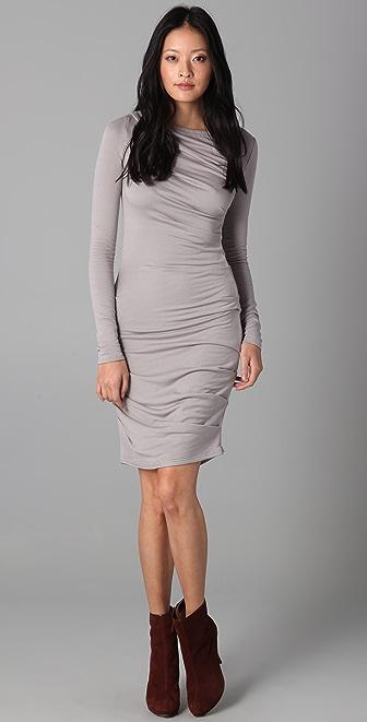 Obakki Alma Long Sleeve Dress
