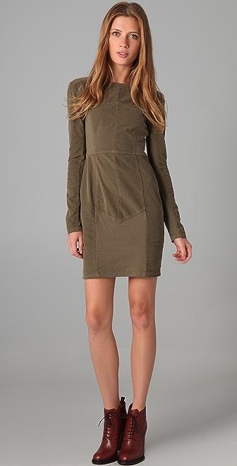 Obakki Emma Long Sleeve Dress