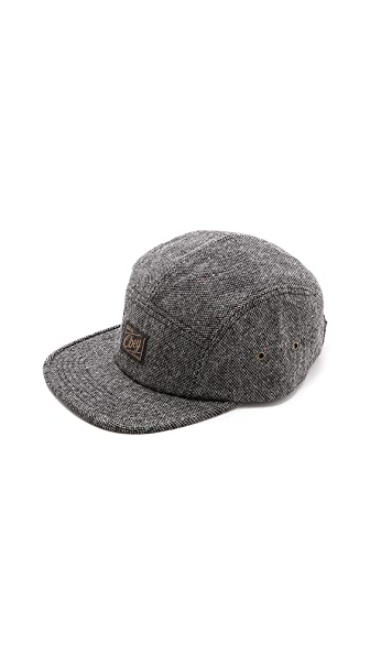 Obey Ulster 5 Panel Hat