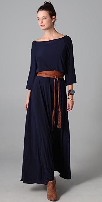 Odylyne Sterling Long Dress