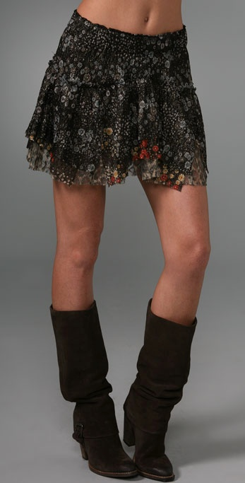 Of Two Minds Juju Skirt