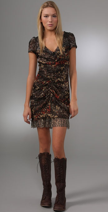 Of Two Minds Gloria Dress