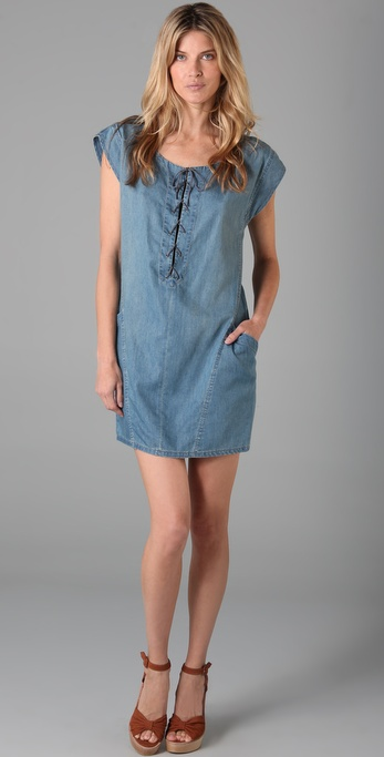 Of Two Minds Denim Scout Dress