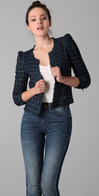 Of Two Minds Jaki Tweed Jacket