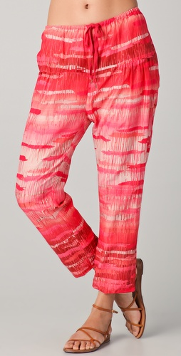 Of Two Minds Phoebe Print Pants