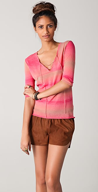 Of Two Minds Trixie Knit Top