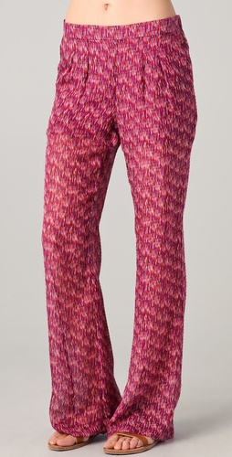 Of Two Minds Prisca Flitter Print Pants