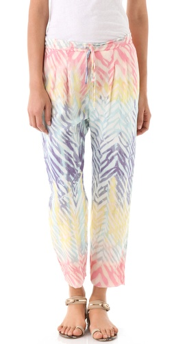 Of Two Minds Ombre Tiger Pino Pants