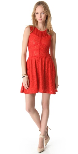 Of Two Minds Drina Dress