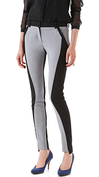 Ohne Titel Two Tone Pants