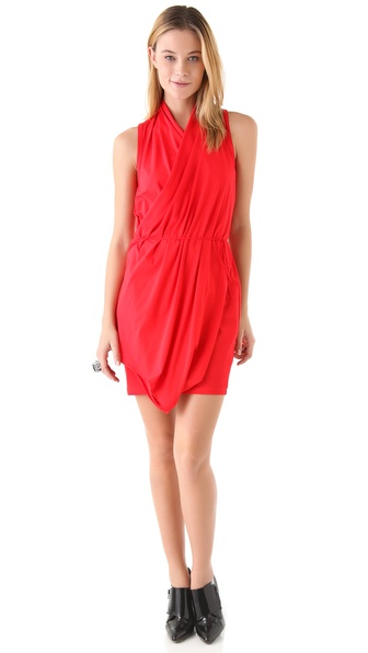 Ohne Titel Jersey Wrap Dress