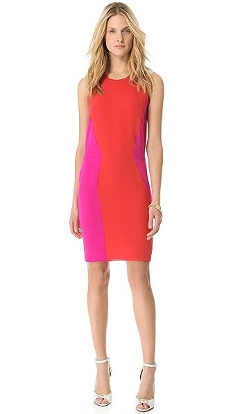 Ohne Titel Colorblock Tank Dress
