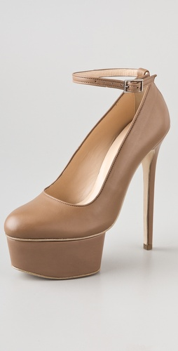 Olcay Gulsen Extreme Platform Pumps