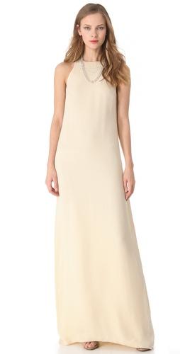 Olcay Gulsen High Neck Dress