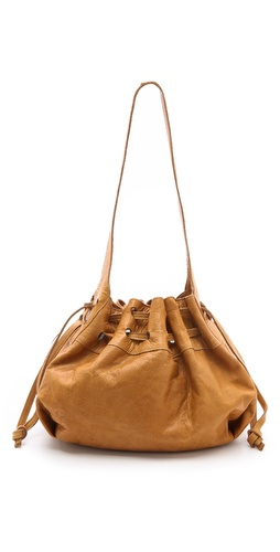 Oliveve Amelia Drawstring Hobo at Shopbop / East Dane