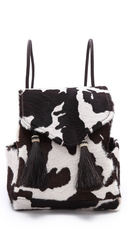 Oliveve Dottie Haircalf Backpack at Shopbop / East Dane