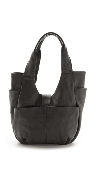 Oliveve Pebbled Bentley Tote