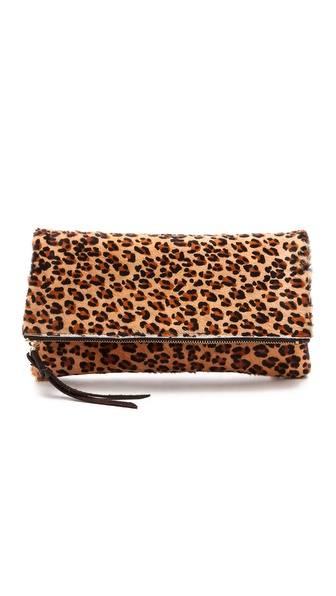 Oliveve Haircalf Anastasia Clutch
