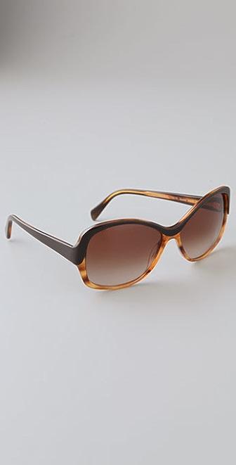 Oliver Peoples Eyewear Dovima Sunglasses