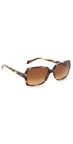 Oliver Peoples Eyewear Helaine Polarized Sunglasses