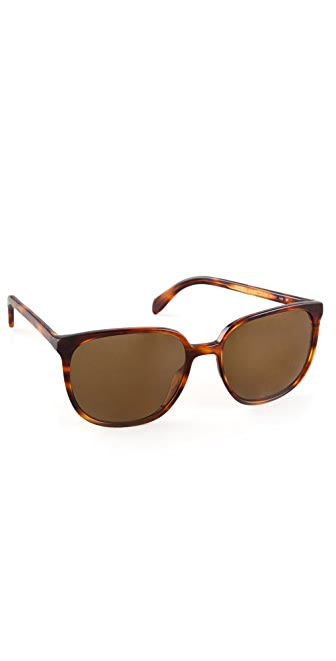 Oliver Peoples Eyewear Polarized Emelita Sunglasses