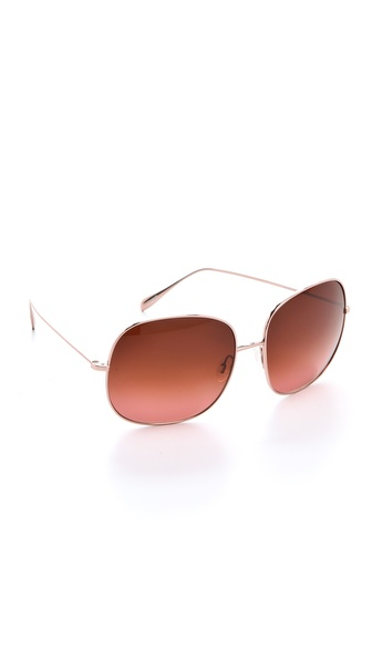 Oliver Peoples Eyewear Daisy Polarized Sunglasses
