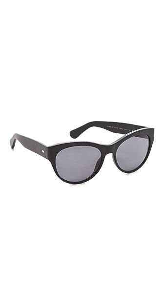 Oliver Peoples Eyewear Mande Polarized Sunglasses