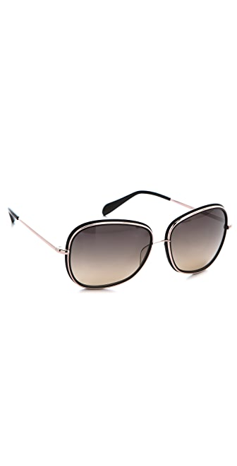 Oliver Peoples Eyewear Polarized Emely Sunglasses