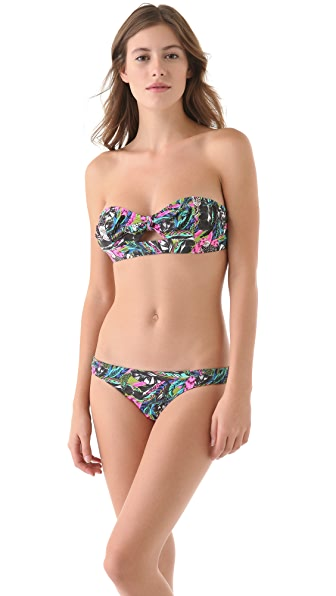 OndadeMar Bandeau Bikini Top