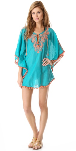 Shop OndadeMar Folkloric Cover Up and OndadeMar online - Apparel, Womens, Swim, Coverups,  online Store