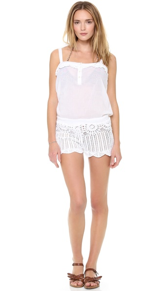 OndadeMar Eden Hues Cover Up Romper