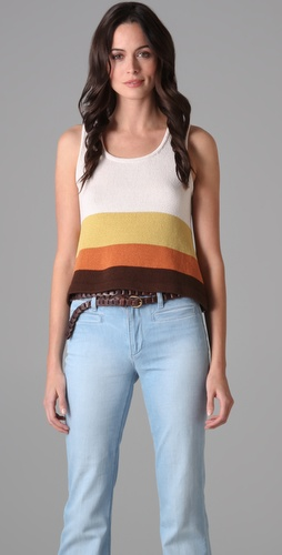 ONE by Eternal Sunshine Creations Imani Racer Back Sweater Tank